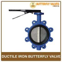 ductile iron butterfly valve Sizes