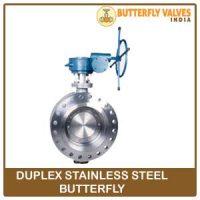 Duplex Stainless Steel Butterfly Valve Manufacturer, Supplier