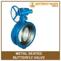 metal seated butterfly valve Manufacturer