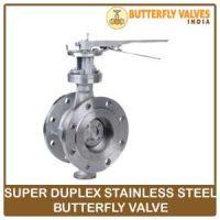 super duplex Stainless Steel Butterfly Valve Manufacturer
