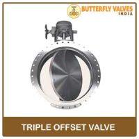 Triple Offset Valve Manufacturer