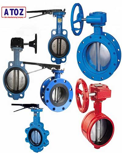 Butterfly Valve India