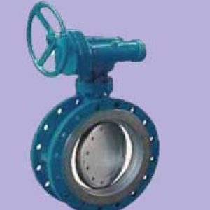 cast steel butterfly valve size