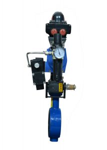 Triple Offset Disc Butterfly Valve