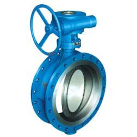 Butt Welded Butterfly Valves