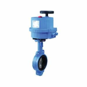 Electric Actuated Butterfly Valve