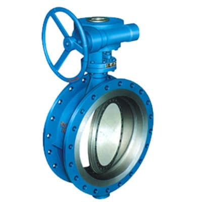 #alt_tagMetal Seated Butterfly Valve